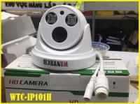 Camera IP WTC-IP101H độ phân giải 2.0MP